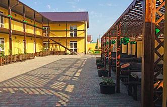 Гостевой дом Акация в Кирилловке