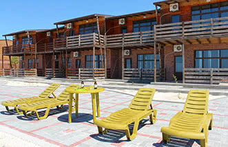 Отель Атлантис на Бирючем острове