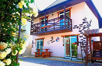 Гостевой дом Авалон в Кирилловке