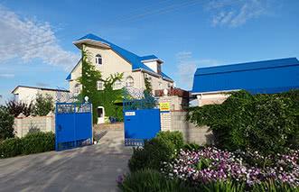 комплекс Азовский в Кирилловке