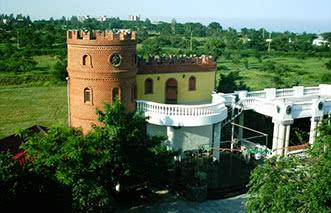 База отдыха Багира в Кирилловке