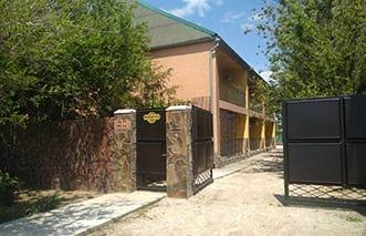 Гостевой дом Курортный Дворик