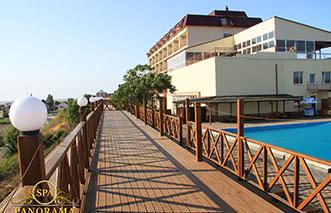 Отель Panorama в Кирилловке