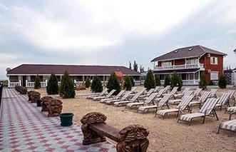 Отель Respect в Кирилловке