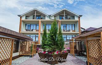Гостевой дом Stella Di Mare в Кирилловке
