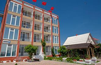 отель Тихая Гавань