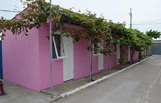 Гостевой дом Виталина в Кирилловке